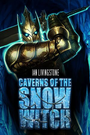 Caverns of the Snow Witch cover