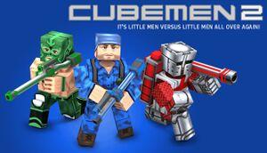 Cubemen 2 cover
