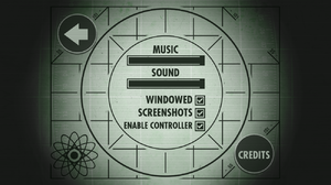 Settings (Main Menu)