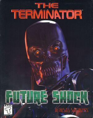 The Terminator: Future Shock cover