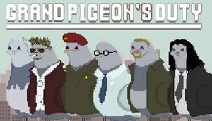 Grand Pigeon's Duty cover