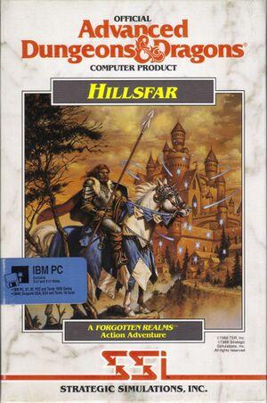 Hillsfar cover