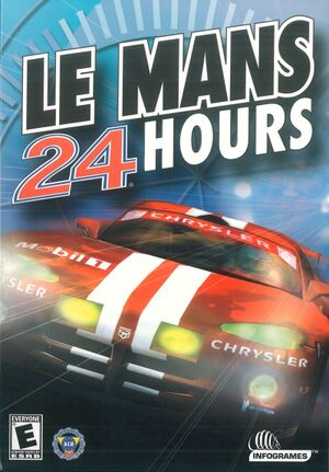 Le Mans 24 Hours cover