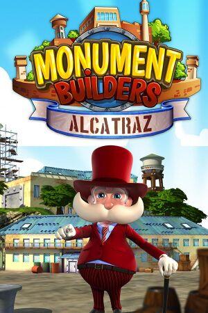 Monument Builders - Alcatraz cover