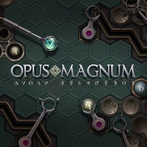 Opus Magnum cover