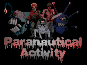 Paranautical Activity cover
