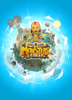 PixelJunk Monsters Ultimate cover