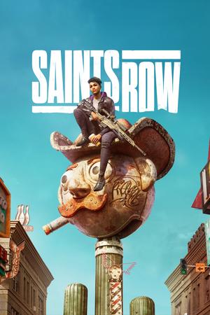 Saints Row cover