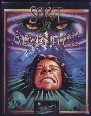 Spirit of Adventure cover