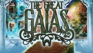 The Great Gaias cover