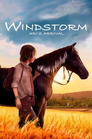Windstorm: Ari's Arrival cover