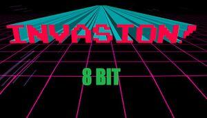 8bit Invasion cover