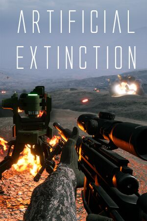 Artificial Extinction cover