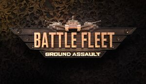 Battle Fleet: Ground Assault cover