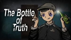 Bottle of truth cover