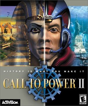 Call to Power II cover