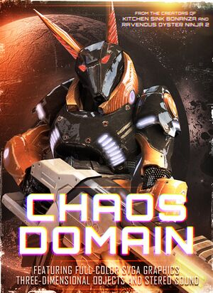 Chaos Domain cover