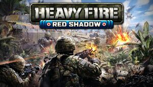 Heavy Fire: Red Shadow cover