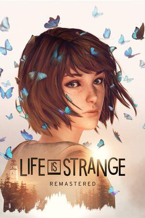 Life Is Strange Remastered cover