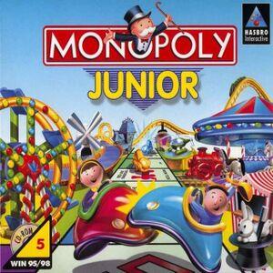 Monopoly Junior cover