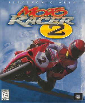 Moto Racer 2 cover