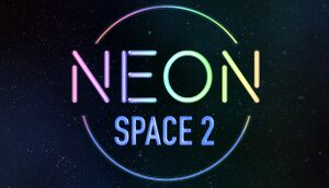 Neon Space 2 cover