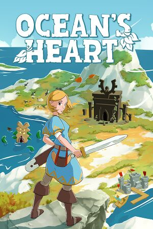 Ocean's Heart cover