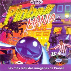 Pinball Mania cover