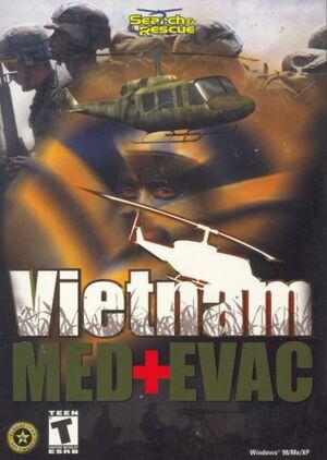 Search & Rescue: Vietnam Med Evac cover