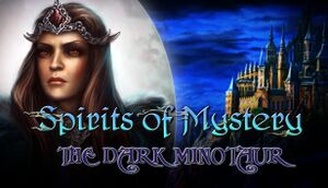 Spirits of Mystery: The Dark Minotaur Collector's Edition cover