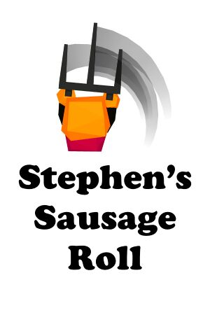 Stephen's Sausage Roll cover