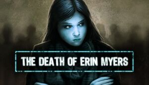 The Death of Erin Myers cover