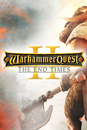 Warhammer Quest 2: The End Times cover