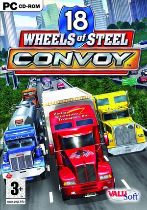 18 Wheels of Steel Convoy cover.jpg