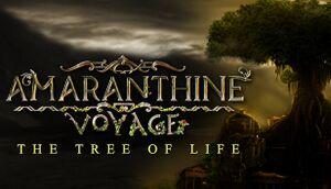 Amaranthine Voyage: The Tree of Life cover
