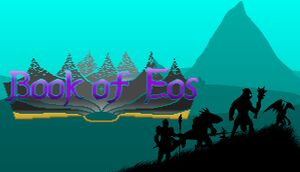 Book of Eos cover
