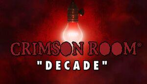 Crimson Room Decade cover