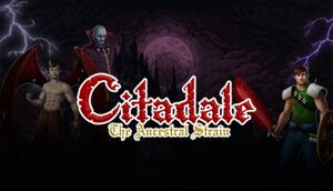 Citadale - The Ancestral Strain cover
