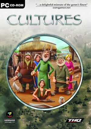 Cultures: The Discovery of Vinland cover