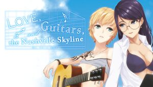 Love, Guitars, and the Nashville Skyline cover