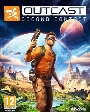 Outcast: Second Contact cover
