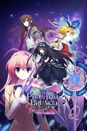 Phantom Breaker: Omnia cover