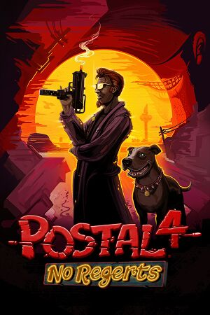 Postal 4: No Regerts cover