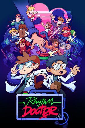 Rhythm Doctor cover