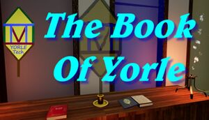 The Book Of Yorle: Save The Church cover
