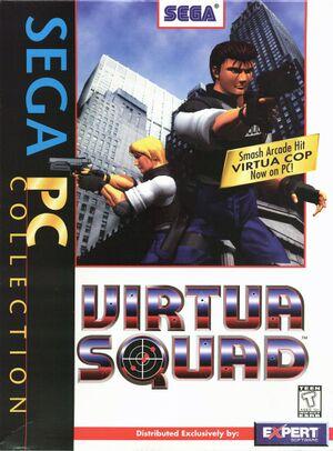 Virtua Cop cover