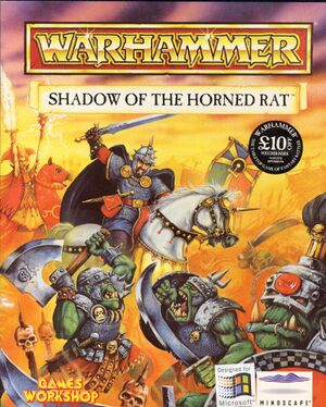 Warhammer: Shadow of the Horned Rat cover