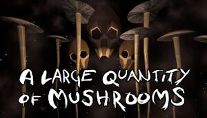 A Large Quantity of Mushrooms cover