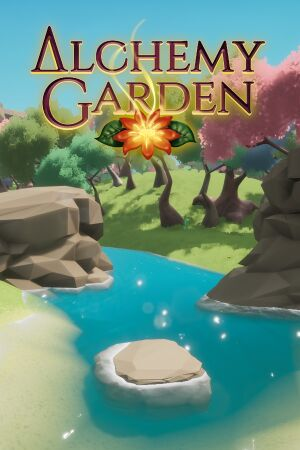 Alchemy Garden cover