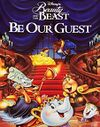 Beauty and the Beast: Be Our Guest